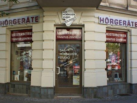 Hörakustik Studio, Kolonnenstraße 2